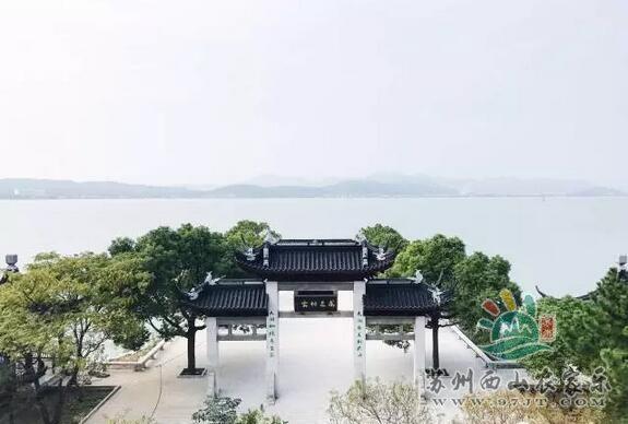 桃花岛 太湖中的小岛